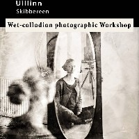 Wet-collodion photographic workshop 3