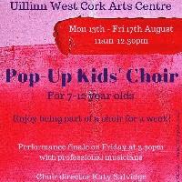Pop-Up Kids' Choir
