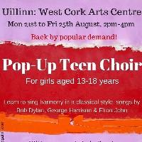 Pop-Up Teen Choir for Girls