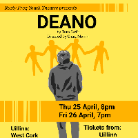 Deano - Presented by Rusty Frog Youth Theatre