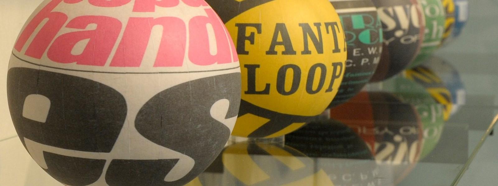 Book Spheres, 2013-14, F.E. McWilliam Gallery. Photo: Eddie Byrne - Detail